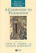 Companion to Pragmatism