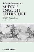 Concise Companion to Middle English Literature, 1100-1500