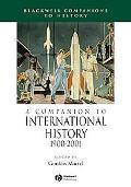 Companion to International History, 1900-2001