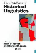 Handbook of Historical Linguistics