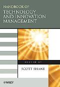 Handbook of Technology and Innovation Management