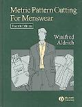 Metric Pattern Cutting for Menswear Including Unisex Clothes And Computer Aided Design