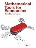 Mathematical Tools For Economics