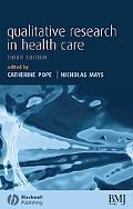 Qualitative Research in Health Care