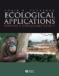 Ecological Applications Toward a Sustainable World