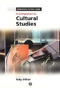 Companion to Cultural Studies