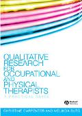 Qualitative Research for Therapists