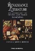 Renaissance Literature: An Anthology of Poetry and Prose