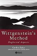 Wittgenstein's Method Neglected Aspects