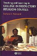Teaching Introductory Theology and Religion What Effective Teachers Do