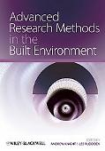 Advanced Research Methods in the Built Environment