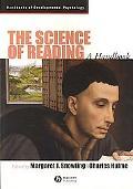 Science of Reading A Handbook