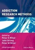 Addiction Research Methods