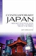 Contemporary Japan : History, Politics and Social Change since the 1980s
