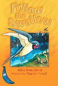 Follow the Swallow (Blue Bananas)