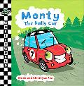Monty the Rally Car