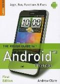Rough Guide to Android Phones