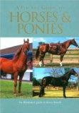 A Pocket Guide To Horses and Ponies