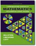 A Problem Solving Approach to Mathematics for Elementary School Teachers with Students Solut...