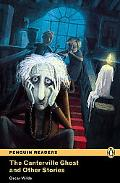 Canterville Ghost and Other Stories, The, Level 4, Penguin Readers (2nd Edition)