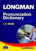 Longman Pronunciation Dictionary, Hardcover with CD-ROM (3rd Edition)