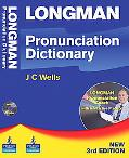 Longman Pronunciation Dictionary, Paper with CD-ROM (3rd Edition)