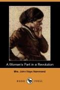 Woman's Part in a Revolution