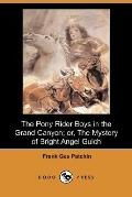 The Pony Rider Boys in the Grand Canyon: or, The Mystery of Bright Angel Gulch (Dodo Press)