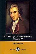 The Writings Of Thomas Paine, Volume Iv