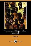 The Journal Of Negro History - Volume Ii (1917)