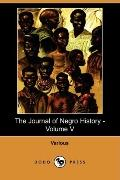 The Journal Of Negro History - Volume V (1920)