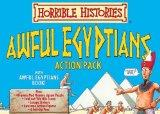 Awful Egyptians (Horrible Histories Action Pack)