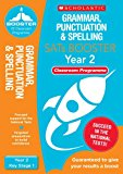 Grammar, Punctuation & Spelling Pack (Year 2) Classroom Programme (National Curriculum Sats ...