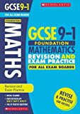 Maths Foundation Revision and Exam Practice Book for All Boards (GCSE Grades 9-1)