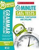Grammar, Punctuation and Spelling - Year 4 (10 Minute SATs Tests)
