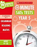 Grammar, Reading and Maths Year 5 (10 Minute SATs Tests)