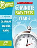 Grammar, Reading and Maths Year 6 (10 Minute SATs Tests)