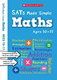 Maths Ages 10-11 (SATs Made Simple)