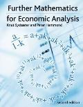 Valuepack:Essential Mathematics for Economic Analysis/Furthe