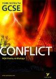Aqa Anthology: Conflict - York Notes for Gcse (York Notes Gcse Aqa Anthology)