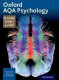 Oxford AQA Psychology A Level Year 1 and AS