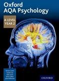 Oxford AQA Psychology A Level: Year 2