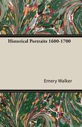 Historical Portraits 1600-1700