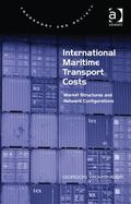 International Maritime Transport Costs : The Role of Market Structures and Network Configura...