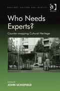 Who Needs Experts? : Counter-Mapping Cultural Heritage