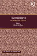 Legal Lexicography : A Comparative Perspective