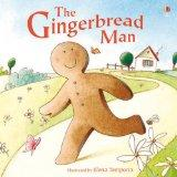 The Gingerbread Man. Illustrated by Elena Temporin (Usborne Picture Story Books)