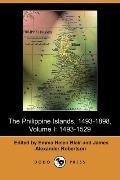 The Philippine Islands, 1493-1803, Volume I