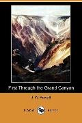 First Through the Grand Canyon (Dodo Press)