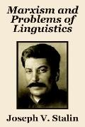 Marxism and Problems of Linguistics